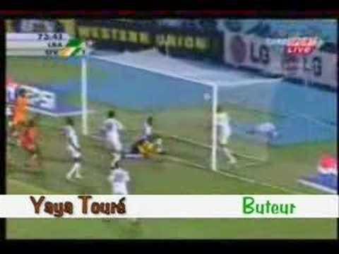 Goles de Touré