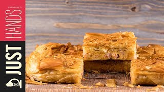 Ham and Cheese Pie with Béchamel Sauce | Akis Kitchen | Akis Kitchen by Akis Kitchen
