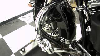 2. 2010 Harley-Davidson Electra Glide Classic Police - used motorcycle for sale - EP, MN