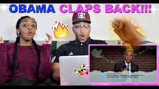Video Mean Tweets - President Obama Edition #2 Reaction!!! MP3, 3GP, MP4, WEBM, AVI, FLV Juni 2018