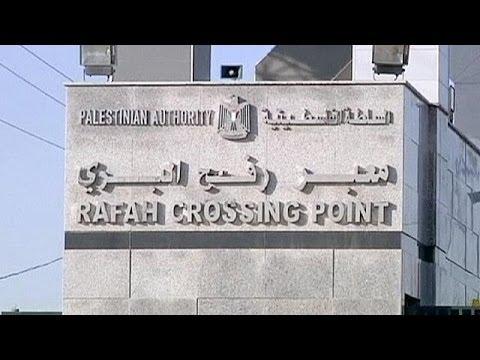 Egypte : réouverture partielle du terminal de Rafah