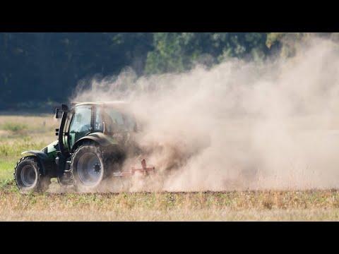 Julia Klöckner: Bares für Bauern nach Dürre und Hitze