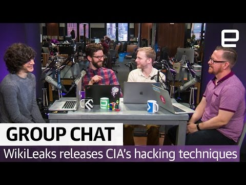 Wikileaks releases CIA's hacking toolkit | The Engadget Podcast Ep. 31