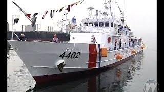 The Philippine Coast Guard received its newest ship – the Multi-role Response Vessel (MRRV) Malabrigo...Read Article: https://goo.gl/jHmb4uMore AFP Modernization News Here:READ: http://www.vjdefense.com/ BLOG: http://www.phildefnews.blogspot.comLIKE: https://www.facebook.com/vjdefenseFOLLOW: https://twitter.com/vjnorz