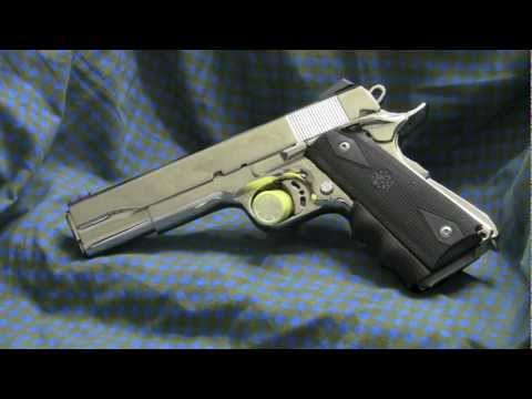 Rock Island Armory 1911 Tactical FS - 45 ACP - Field Disassembly / Reassembly