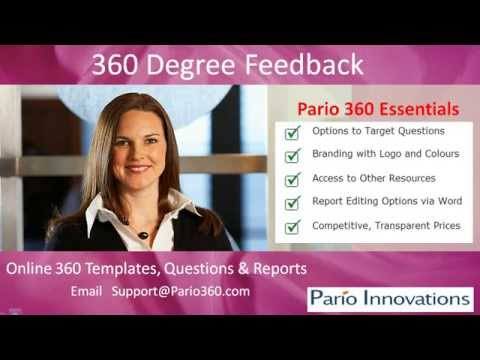 360 Degree Feedback - Sample 360 Questions | 360 Degree Feedback Questionnaire Form Template