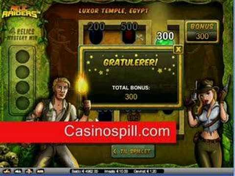 Relic Riders Online Slots