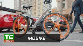 Bike-sharing is this year's hottest tech trend in China. During our recent TechCrunch China event in Shenzhen last month, we took time out to get to know Mobike, one of the leading bike on-demand companies, and the bicycles it offers to consumers.Read more: https://techcrunch.com/2017/07/12/chinese-bike-sharing-startup-mobike/