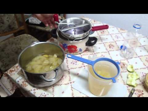 Apfelmus und lecker Saft selber machen – Mit Leichtigkeit und Freude in Minuten fertig