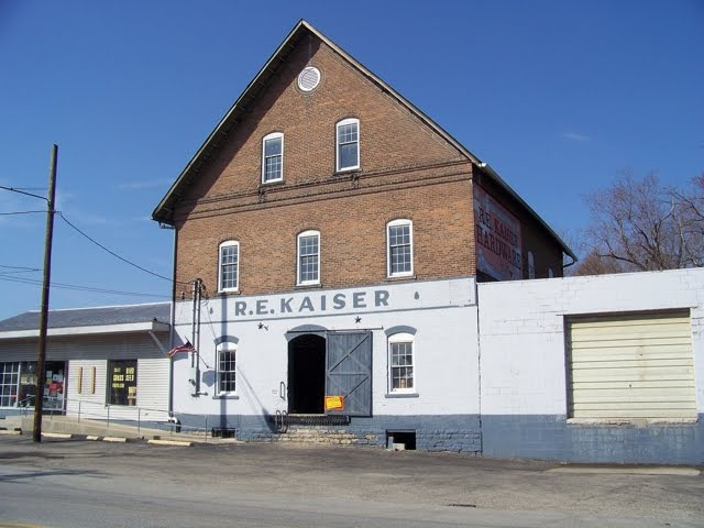 Kaiser  Feed  Mill
