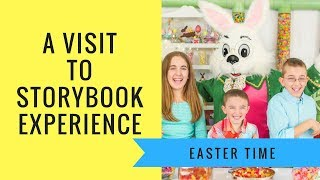A Visit To StoryBook Experience And Grandma's House