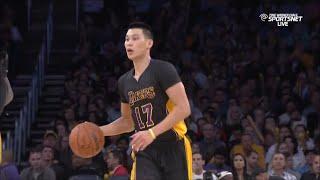 Jeremy Lin ( 18 pts, 11 ast ) vs. Timberwolves (11-28-2014)