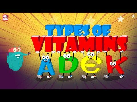 Types Of Vitamins | VITAMINS | Importance Of Vitamins | The Dr Binocs Show | Peekaboo Kidz
