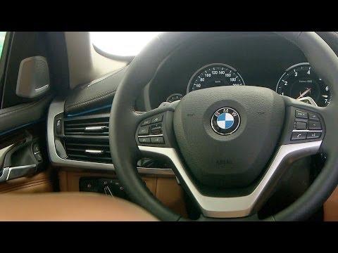 2015 BMW X6 ► Interior