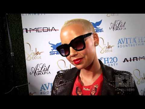 Video: Amber Rose Open Up About The Divorce