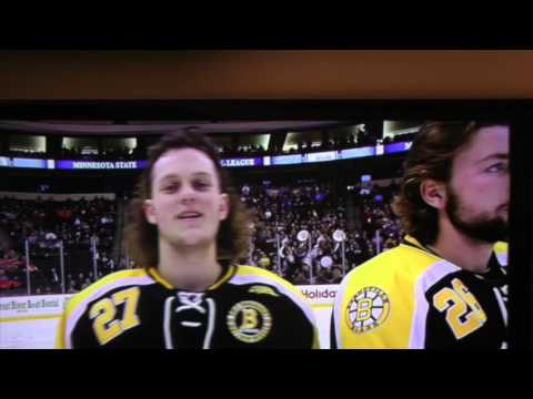 2016 Minnesota State High School All Hockey Hair Team (видео)