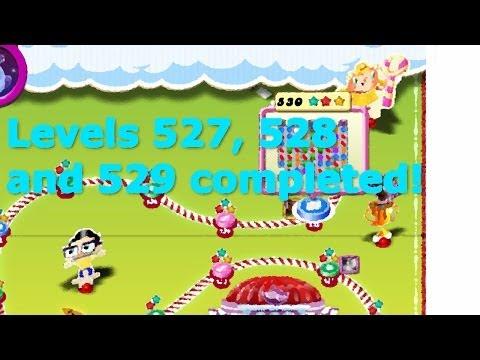 Candy Crush Saga Gameplay (Episode 4) Level 36 - 50