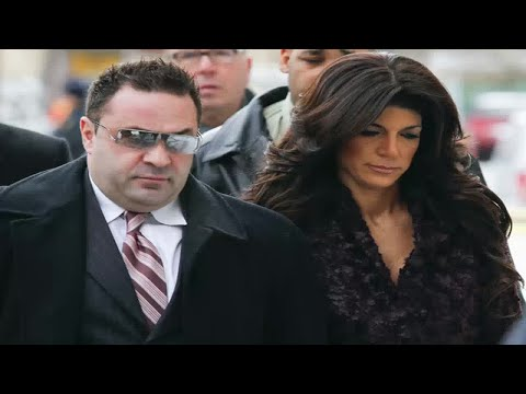 'Actual Housewives Of New Jersey' Star Joe Giudice To Be Deported After Jail Time