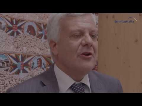 Intervista al Ministro dell'Ambiente Gian Luca Galletti ad Expo Milano 2015