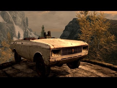OH! MY CAR - Top 5 Skyrim Mods of the Week