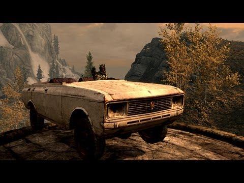 OH! MY CAR - Top 5 Skyrim Mods of the Week