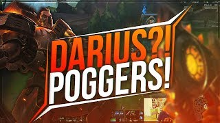 DYRUS | DARIUS GAME POGGERS!!! - EUW SERVER