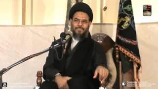 08 - Ittaqullah - Allama Aqeel-ul-Gharvi - 29 Moharram 1435 / 2013