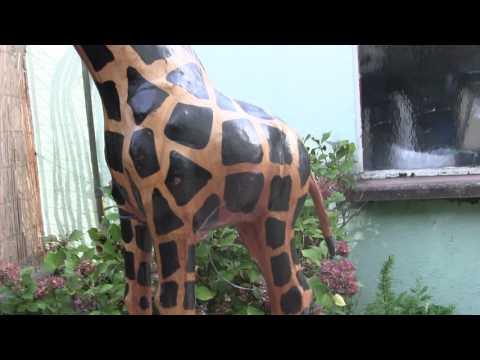 Girafe de décoration 60 cms