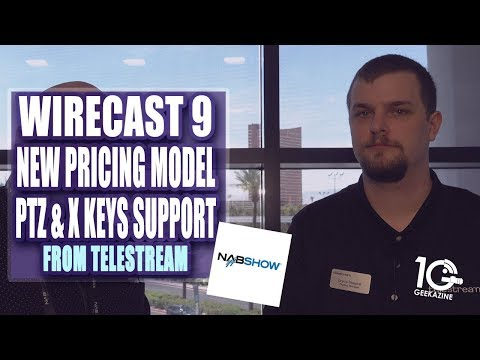 Wirecast 9: What's in Store for Telestream Wirecast