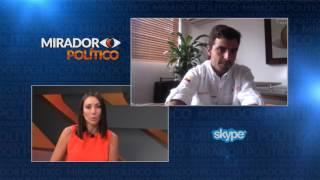 Entrevista a @JuanAndresMejia - Mirador Político 24-07-2017 Seg. 03