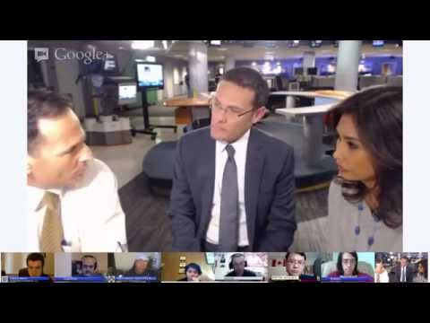 MyFOXLA Google+ Hangout: Israeli Consul General David Siegel Talks Gaza & Pillar Of Defense