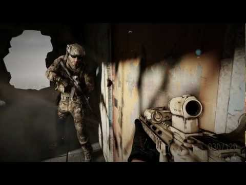 medal - http://www.medalofhonor.com/watch Watch the Medal of Honor Warfighter single player footage first revealed at E3 2012. Tier 1 Operators land in Somalia's Pir...