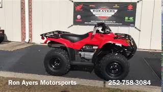 4. 2019 Honda FourTrax Recon ES