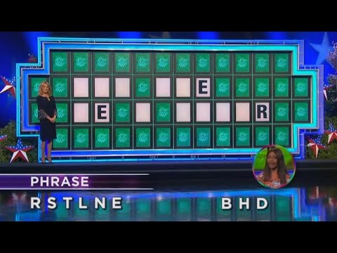 Fans call out 'Wheel of Fortune' for possible mistake that helped a contestant solve the puzzle