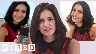 Video Nina Dobrev Takes Selfies With Phones From 2003 to 2014 | WIRED MP3, 3GP, MP4, WEBM, AVI, FLV Mei 2019