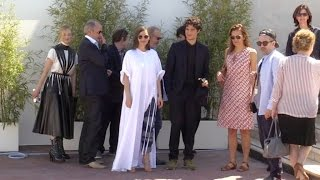 Video Marion Cotillard, Charlotte Gainsbourg, Louis Garrel and more in Cannes MP3, 3GP, MP4, WEBM, AVI, FLV Juli 2017