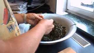 Ivan czaj - ma zapach i smak suszonych gruszek