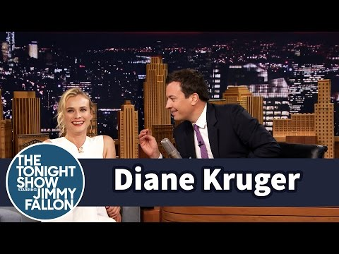 Diane Kruger Is Obsessed with Fran Drescher
