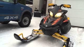 9. Yamaha rx-1 sp 2007