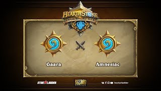 Gaara vs Amnesiac, game 1