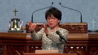2017 04 09 주일저녁 빌4장6절 - 양선숙