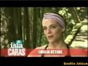 Emilia Attias con bikini de tigresa