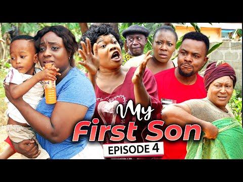 MY FIRST SON EPISODE 4 (New Movie) Queen Nwokoma & Darlington 2021 Latest Nigerian Nollywood Movie