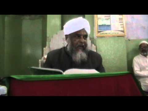 Dars e Quran By Dr Hafiz Shaikh Ahmed Mohiuddin Sharfi Sahab - 1st Sep 2013