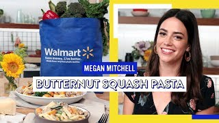 Butternut Squash Pasta with Spinach and Turkey Sausage | Megan Mitchell by Tastemade