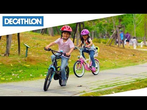 Bici bambino e bambina 16 pollici di B'Twin | Decathlon Italia