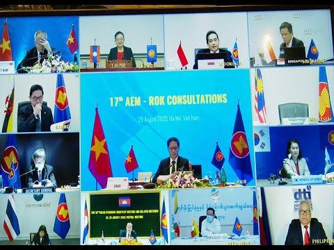 Hợp tác kinh tế ASEAN - Hàn Quốc