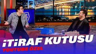 Video İbrahim Büyükak ile İtiraf Kutusu - EYS 1.bölüm MP3, 3GP, MP4, WEBM, AVI, FLV November 2018