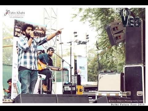 Ved Live at Food Palate Fest,Delhi | Teri Diwani |