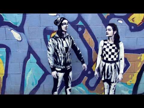 Z týchto záberov si budete oči pretierať: Živé graffiti v Prešove!